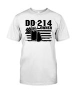 Veteran Shirt, Dad Shirt, DD-214 Tee, DD-214 Shirt, DD-214 Owner T-Shirt KM1006 - Spreadstores