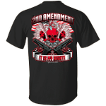 Veteran Shirt, Father's Day Shirt, Second Amendment It Is My Right T-Shirt KM2805 - Spreadstores