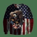 Veteran Sweatshirt, These Color Don't Run Veteran 3D All Over Printed Sweatshirts - Spreadstores