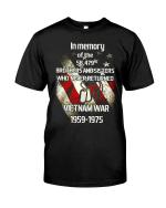 Veteran Shirt, Dad Shirt, Vietnam War Brothers And Sisters Who Never Returned T-Shirt KM0906 - Spreadstores