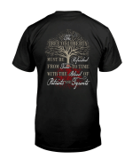 Veteran Shirt, Female Veteran, The Tree Of Liberty From Time To Time Unisex T-Shirt KM3105 - Spreadstores