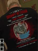 Veteran Shirt, Gift For Veteran, I Am A Grumpy Veteran I Don't Regret T-Shirt - Spreadstores