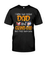 Veteran Shirt, Father's Day Shirt, Gifts For Dad, I Have Two Titles Dad And Grand-Dad T-Shirt KM2805 - Spreadstores
