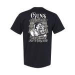 Veteran Shirt, Father's Day Shirt, Guns Are Like Boobs Even The Small Ones T-Shirt KM2805 - Spreadstores