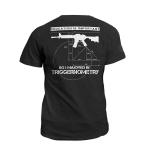 Veteran Shirt, Gun Shirt, Triggernometry Major T-Shirt KM2506 - Spreadstores