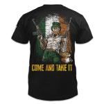 Veteran Shirt, Irish Shirt, Come And Take It T-Shirt KM0908 - Spreadstores