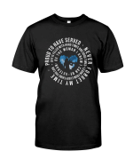 Veteran Shirt, Female Veteran, Woman Veteran, Never Forget My Time Unisex T-Shirt KM0106 - Spreadstores