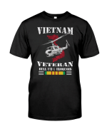 Veteran Shirt, UH1 Vietnam Veteran Classic T-Shirt, Father's Day Gift For Dad KM1304 - Spreadstores