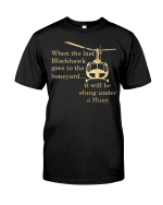 Veteran Shirt, It Will Be Slung Under Huey Classic T-Shirt, Father's Day Gift For Dad KM1304 - Spreadstores