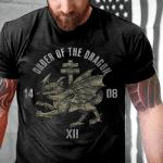 Veteran Shirt, Dragon Shirt, Order Of The Dragon T-Shirt KM0507 - Spreadstores
