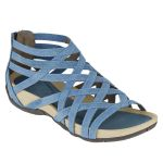 Elastic Strap Soft Sole Sandals