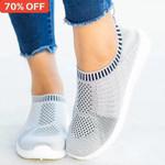 Breathable Mesh Casual Walking Sneakers