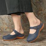 Women's Vintage Comfort Platform Sandals