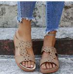 Style fashion New Non-slip Wedge Orthopedic sandals