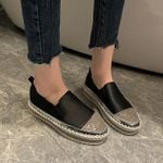 Drill flats for ladies