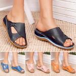 Fashion Ladies Platform Casual Open Toe Sandals