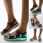 Women's Orthotic Genuine Leather Sandals for Bunions