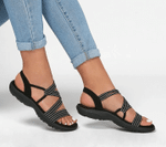 New Casual Summer Stretchy Slingback Sandals