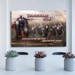 """""""Full Armor Of God"""" Premium Canvas"""