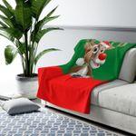 , Christmas Gift, Throw Blanket, Cozy Blanket, Soft Blanket, Christmas Covers - Gift For Family, Friends