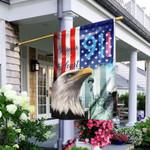 9-11 Never Forget Flag Yard Decor, Outdoor Decor, Garden House Flag