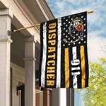911 Dispatcher Flag - Garden Flag