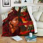 African Culture Clxxxiii Blanket