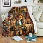 African Culture Lxv Blanket