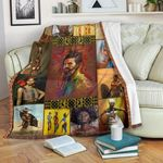 African Culture Lxix Blanket