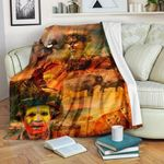 African Culture Xcix Blanket
