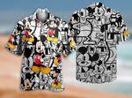 Love Mickey Mouse 4 Hawaii Beach Shirt, Love Disney Summer Shirt