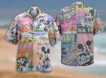 Love Mickey Mouse 3 Hawaii Beach Shirt, Love Disney Summer Shirt