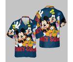 Disney Mickey And Friends Disney Squad T-Shirt Hawaiian Shirt