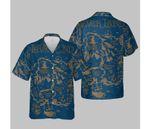 Disney Peter Pan Never Land Map Graphic T Shirt T Shirt Hawaiian Shirt