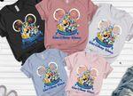 Disney 50th Anniversary Shirt, Disneyland T-shirt, Disney Vacation Shirt, Disney Trip Shirt, Disney family Shirts
