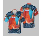 Disney Pixar Finding Dory Hank and Dory Adventure Is Brewing T Shirt Hawaiian Shirt