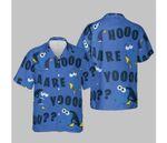 Disney Pixar Finding Dory How Are You Graphic T-Shirt Hawaiian Shirt