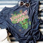 Kilimanjaro Safari T-shirt Disney Animal Kingdom Safari Unisex T-Shirt