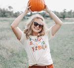 Disney Halloween Cinderella T-Shirt, Bibbidi Bobbidi Boo Pumpkins with Jaq and Gus