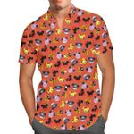 Mickey & Friends Mouse Ears Disney Inspired - Men's Button Down Short-Sleeved Shirt