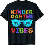 Back to school 2021 - Kindergarten Vibes Back to School Shirt For kids and adult