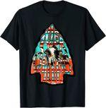 Graphic Art Tyler Childers Bluegrass Musicial 2021 Vaporwave T-Shirt