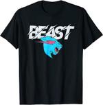 Retro Mr Game Funny Mr Gaming B.east Game T-Shirt T-Shirt