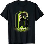 The Six Graphic Tee Match Jordan 6 Electric Green T-Shirt T-Shirt
