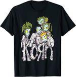 Love 1999 Korns Band Issues For Men Women T-Shirt T-Shirt