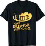Bendys-Ink-Machine-Merch T-Shirt T-Shirt