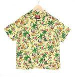Vintage Reyn Spooner X Mickey Mouse Hawaiian Shirt Rayon Hawaii Shirt Rare