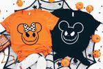Disney Couple Shirts, Ja.ck Sk.elling.ton Shirts, Family Matching Shirts, Disney Halloween Shirt