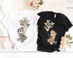 Chip And Dale Shirts, Double Trouble Shirt, Disney Best Friend Shirts, Disney Couple Shirt, Disney Matching Shirt, Disneyland Shirt
