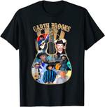 Gifts For Men and Women Guitar Ga.rth Bro.oks Signature Tank T-Shirt